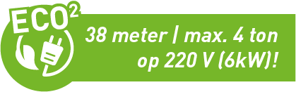 HS380X ECO2 220V 6kW
