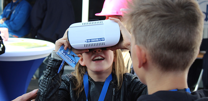 Matexpo 2017 De Ceuster VR-beleving