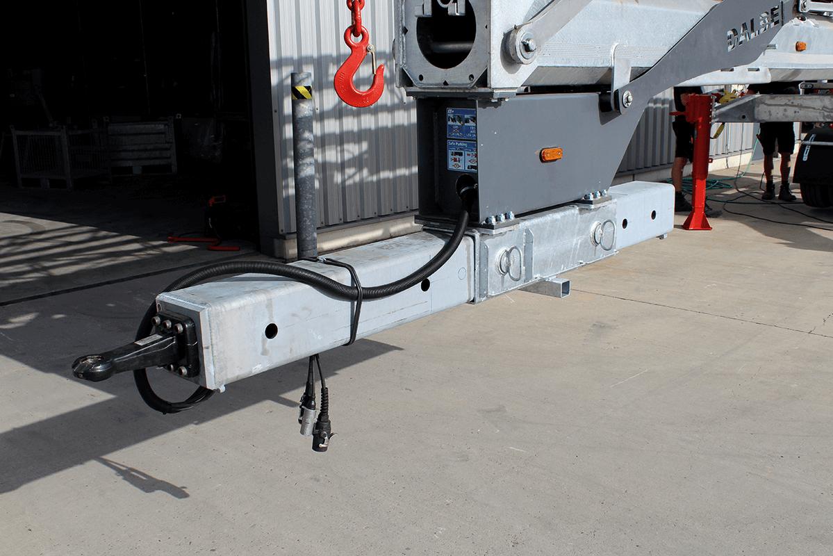 DB20 Stradale supermobiele snelmontage bouwkraan De Ceuster 03