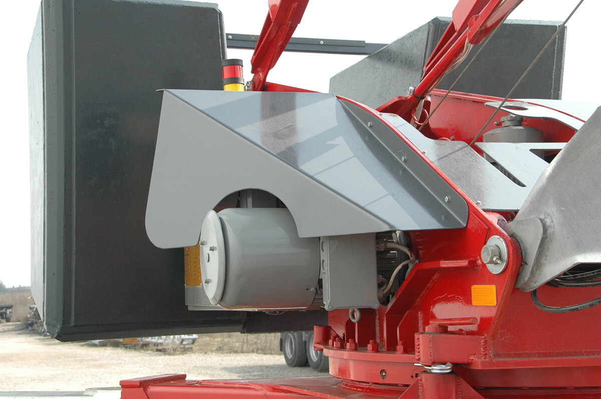DB20 Stradale supermobiele snelmontage bouwkraan De Ceuster 07