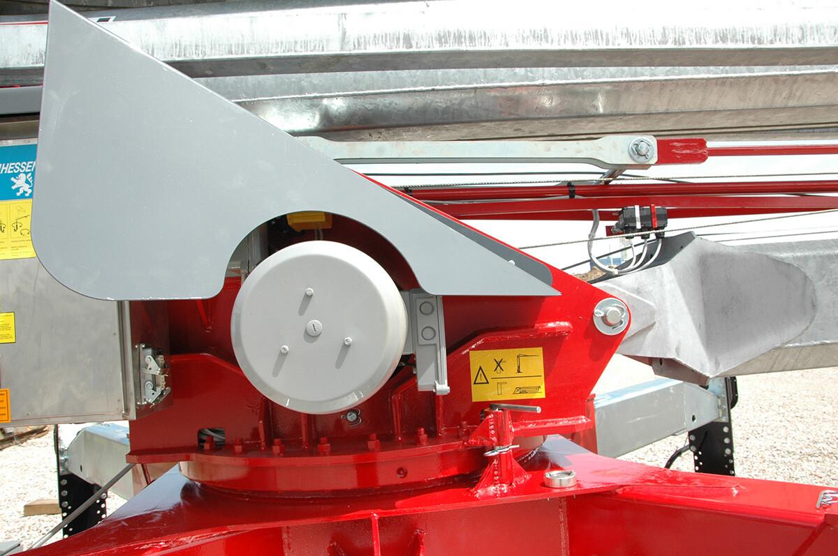 DB20 Stradale supermobiele snelmontage bouwkraan De Ceuster 08
