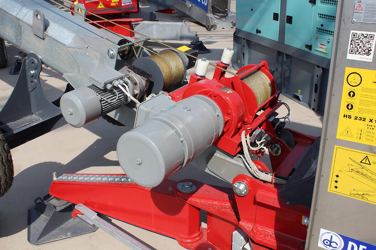 HS232 snelmontage bouwkraan De Ceuster 05