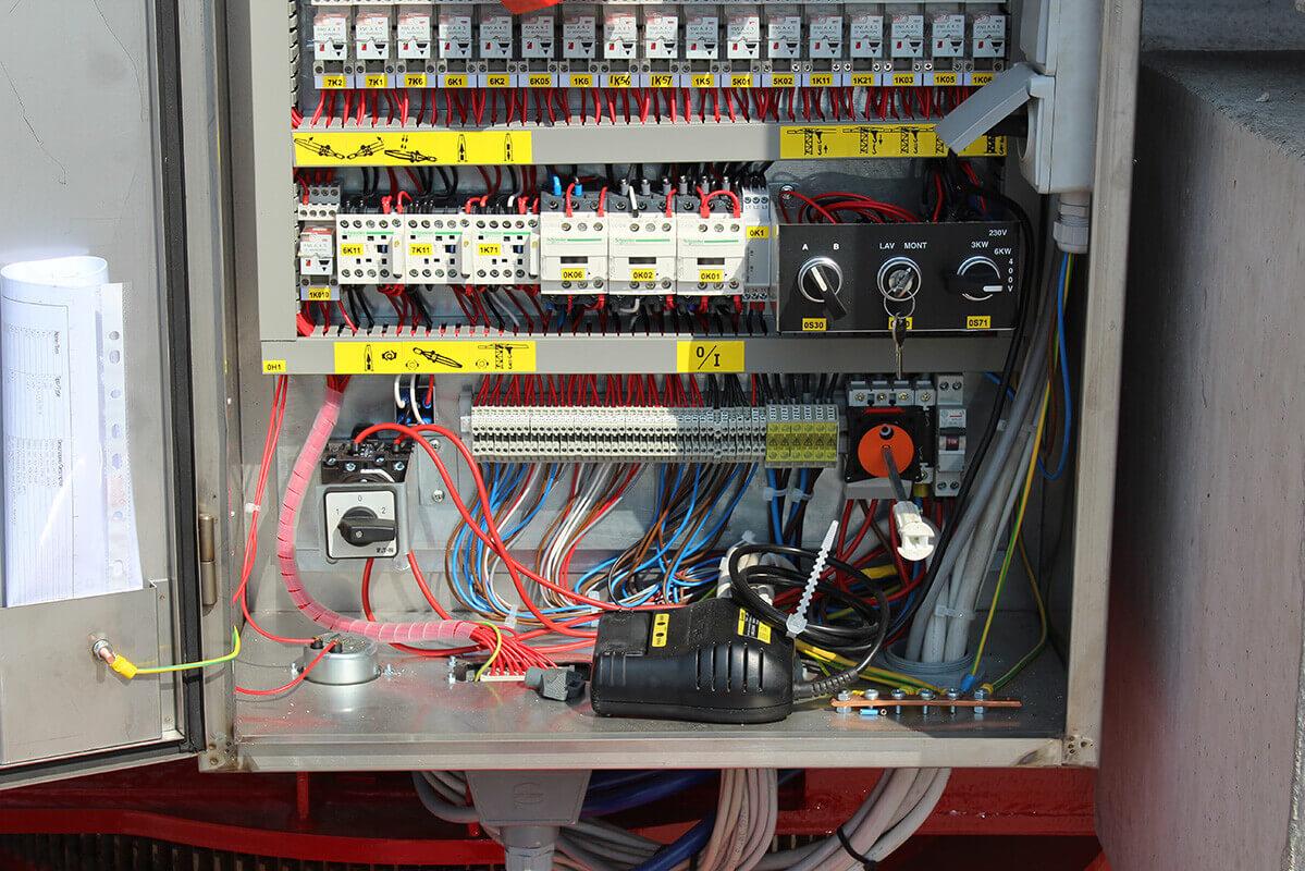 HS232 snelmontage bouwkraan De Ceuster 06
