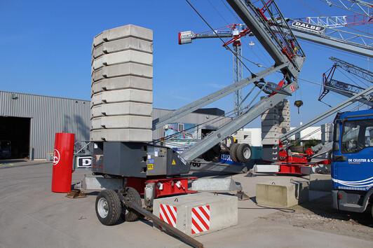 DB50 snelmontage bouwkraan De Ceuster 01