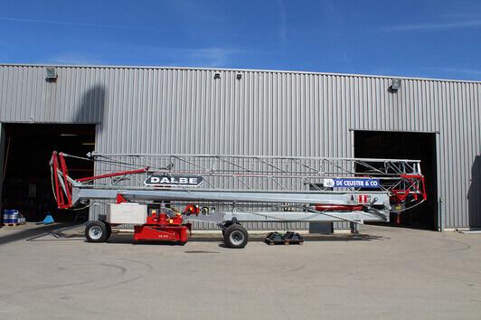 HS232 snelmontage bouwkraan De Ceuster 01