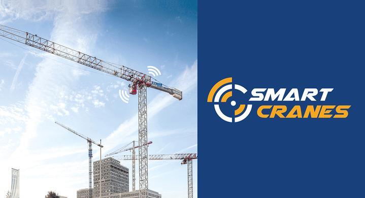 Smart-Cranes IoT voor uw bouwkraan
