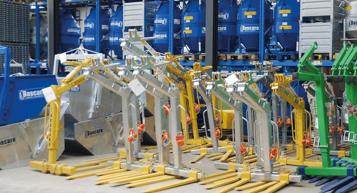 fournisseur de matériel de levage de chantier