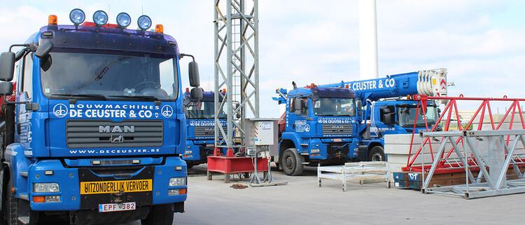 De Ceuster vrachtvervoer