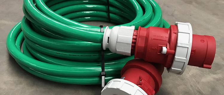câbles électriques en aluminium De Ceuster