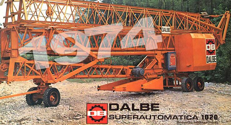 Dalbe snelmontage 1972Dalbe snelmontage 1974