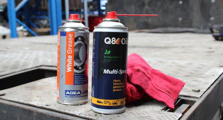 produits de lubrification